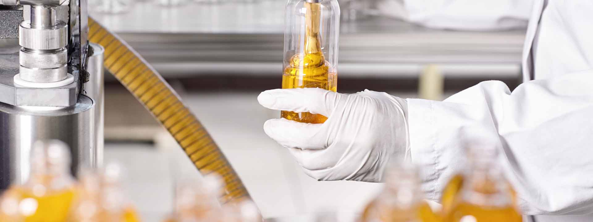 Life Sciences - Cannabis THC/CBD Separation